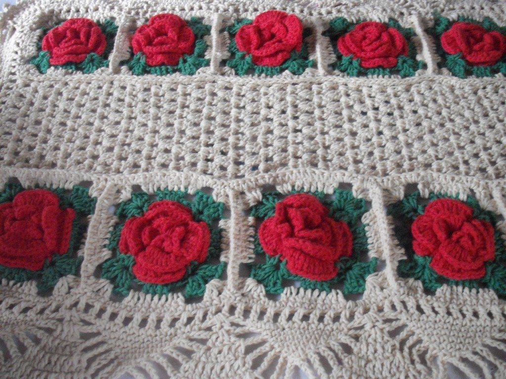 Www Croche : Artesanatos de croche com barbante - Artesanato passo a passo!