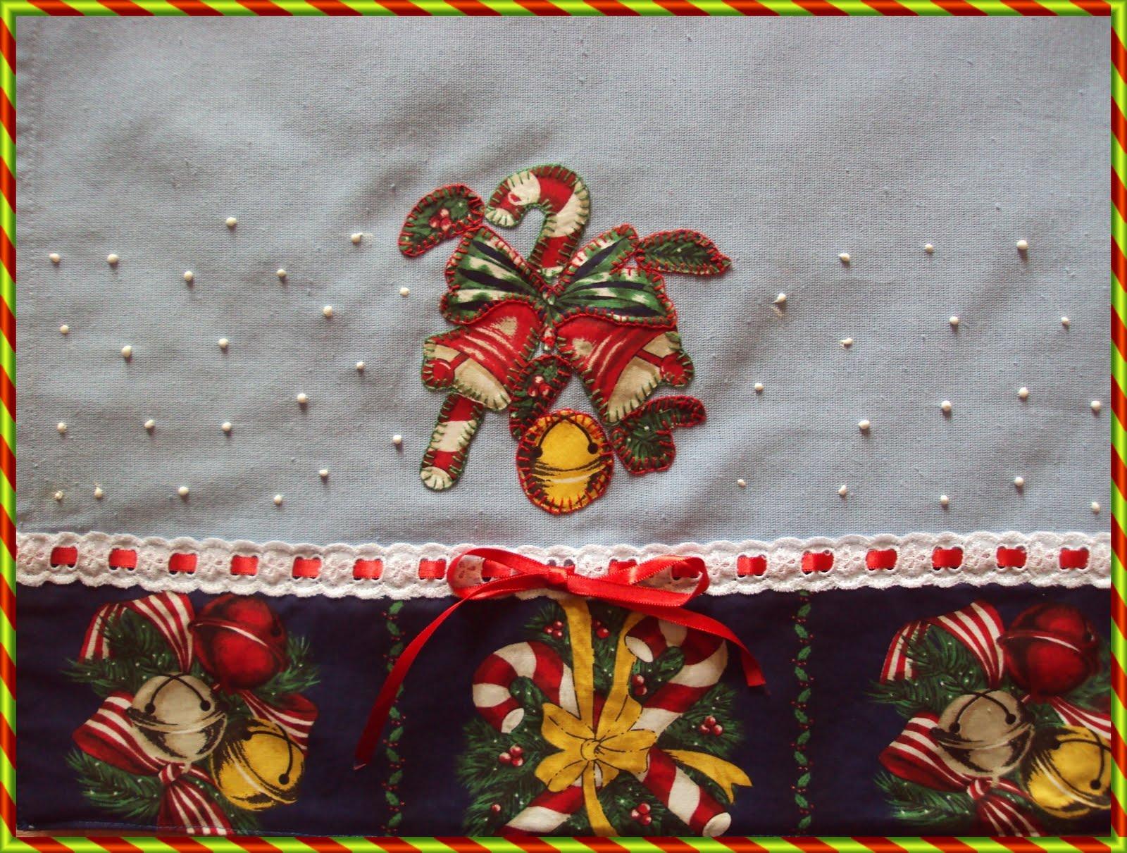 Artesanato Vintage Passo A Passo ~ Artesanato de Natal em tecido passo a passo Artesanato
