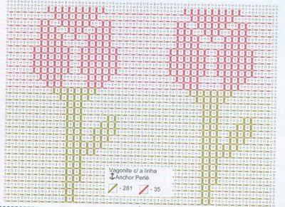 Ponto De Vagonite Oitinho Monograma Grafico
