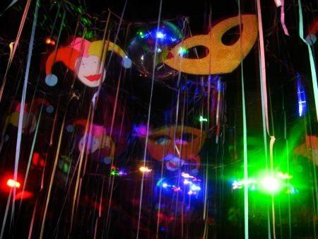 carnatrash decor Decoração de carnaval para festas