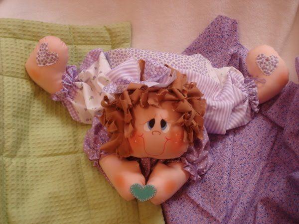 moldes bonecas de pano Moldes de bonecas de pano para imprimir
