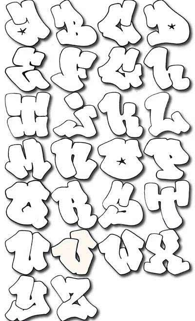 moldes de letras em eva decoradas