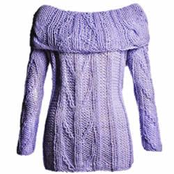 Como fazer blusas de tricô passo a passo