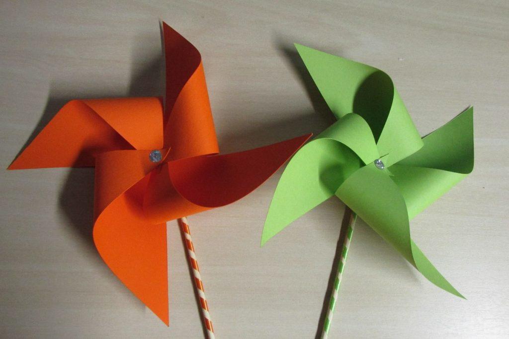 catavento origami