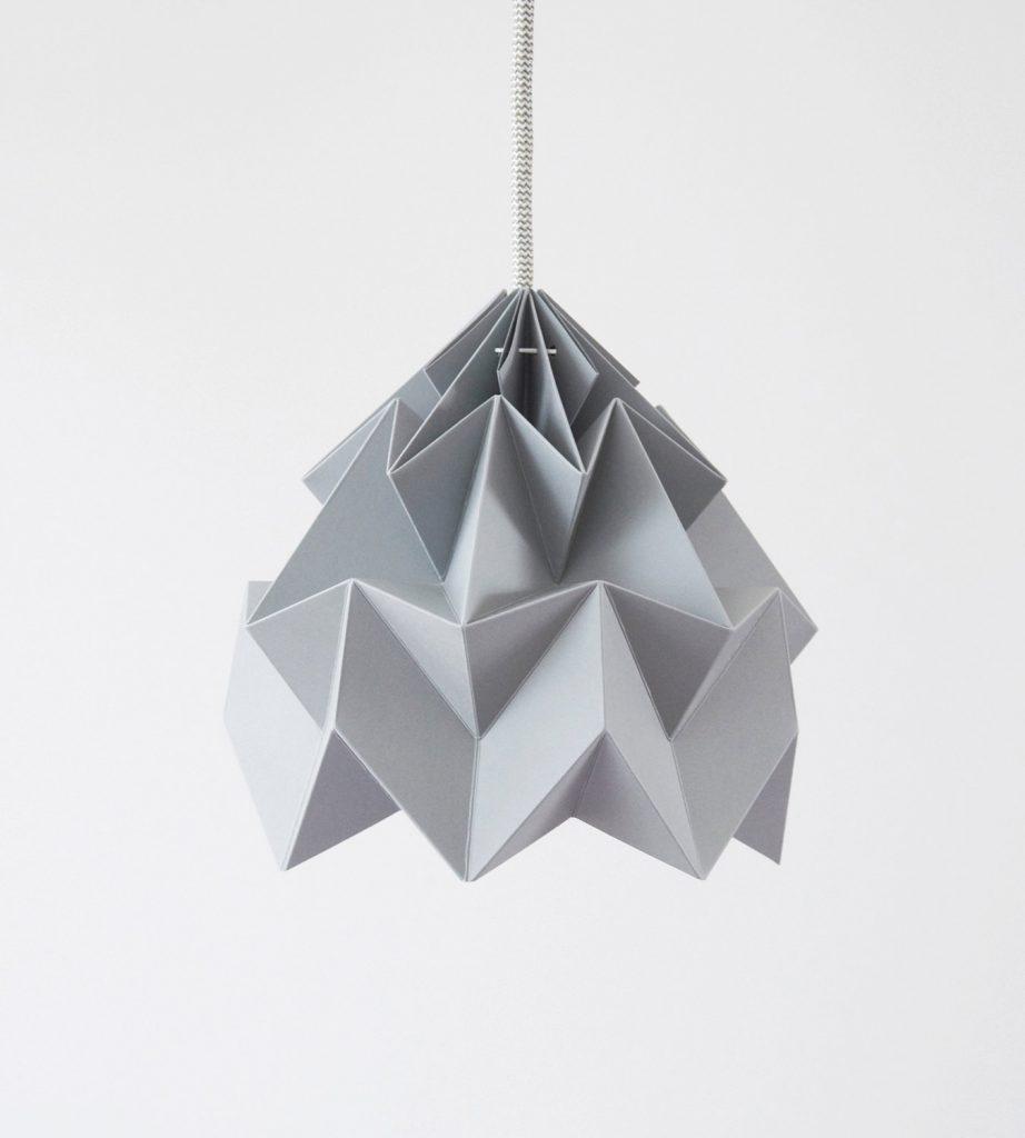 origami luminária
