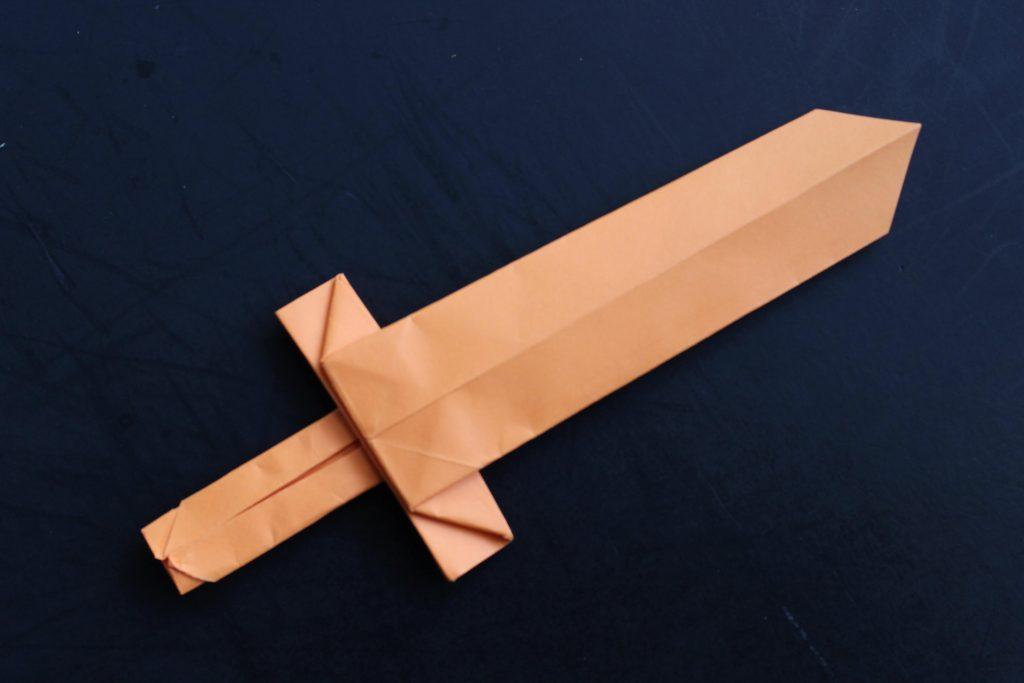 dobradura espada
