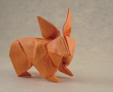 coelho de papel