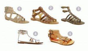 Como fazer sandálias rasteirinhas