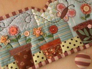 Fotos de artesanato em tecido