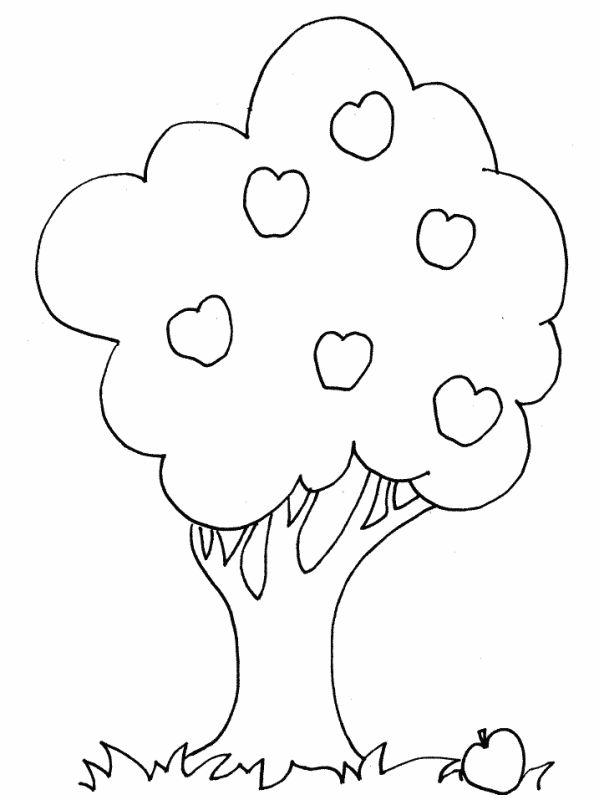 Molde De árvore De Eva Artesanato Passo A Passo