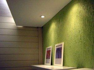 pátina em paredes