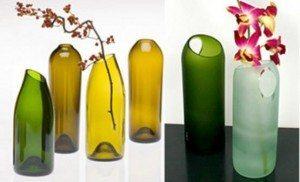 centro-de-mesa-reciclado-com-garrafa-de-vidro
