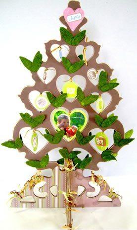 árvore De Natal Em Mdf Passo A Passo Artesanato Passo A Passo