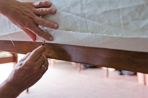 Capa do Sofá 11 Capa de sofá passo a passo