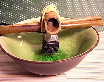 Como Fazer Fonte Japonesa 9 Como fazer uma fonte de bambu passo a passo
