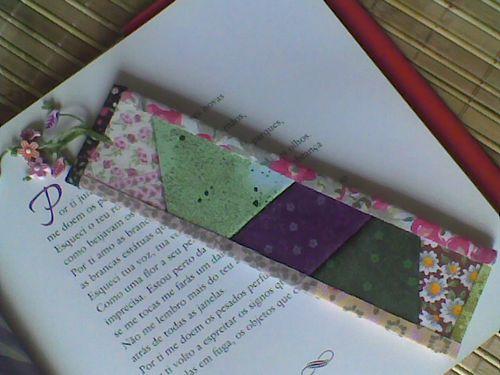 Marca Pagina de Feltro 1 Artesanato com bandeja de isopor passo a passo
