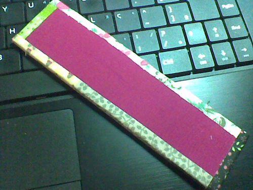 Marca Pagina de Feltro 5 Artesanato com bandeja de isopor passo a passo