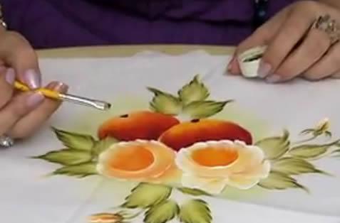 Pintura Em Tecido     Gr  Ficos  Riscos E Desenhos Gr  Tis