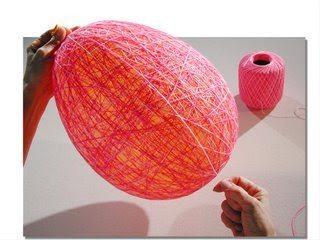 Artesanato de Páscoa 21 Artesanato de Páscoa 2012 passo a passo