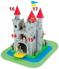Como Fazer Um Castelo De Material Reciclável Artesanato Passo A Passo