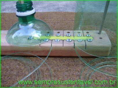 Filetador 8 Como fazer um filetador de garrafa PET