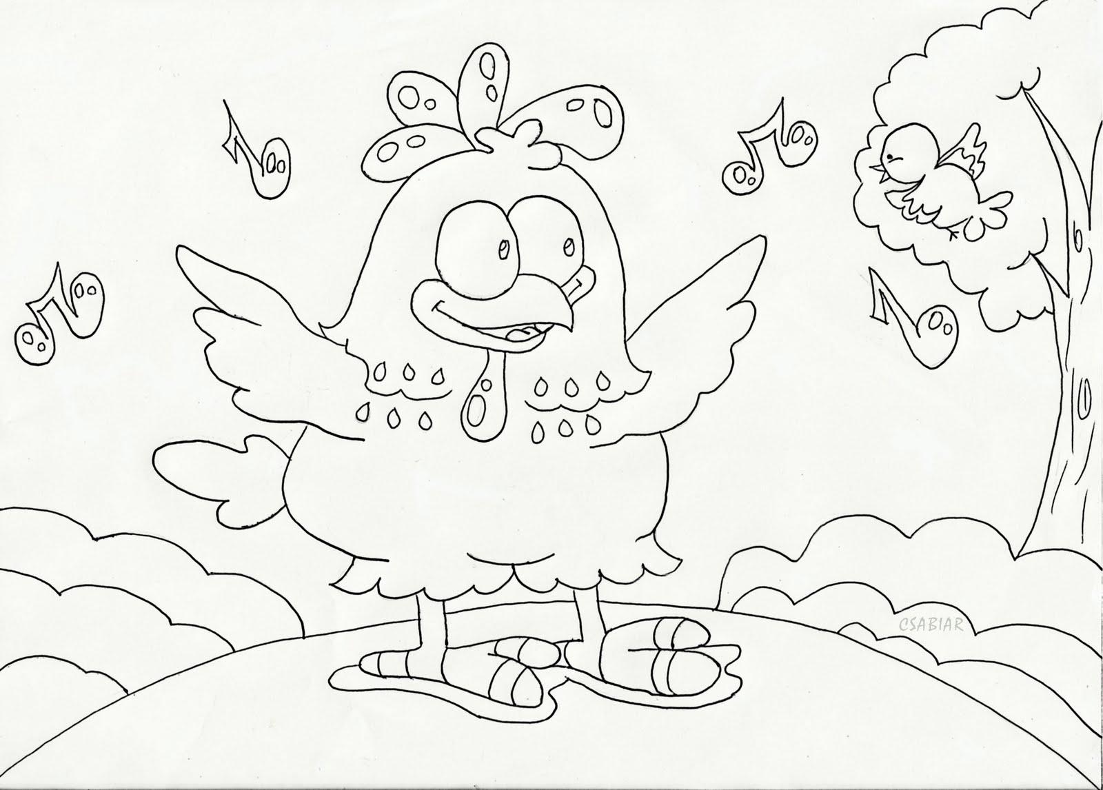 Moldes da galinha pintadinha para lembrancinhas