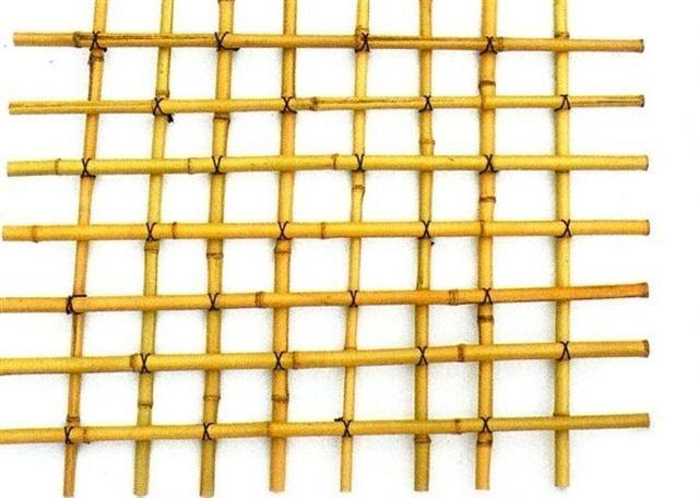 artesanato de bambu para jardim:Como fazer uma treliça de bambu – Artesanato passo a passo!