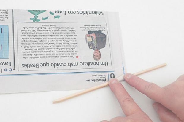 Porta Garrafas Passo Reciclado 2. Porta garrafa de jornal passo a passo