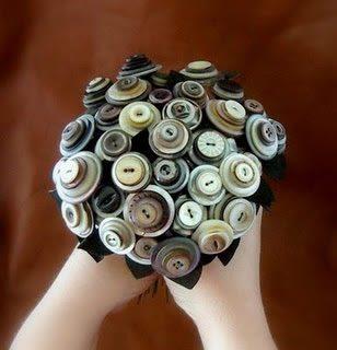 Como fazer um bouquet de botões passo a passo