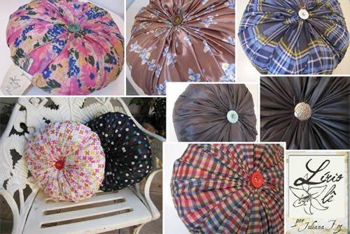 Bolsa De Tecido De Guarda Chuva Passo A Passo : Almofada de guarda chuva passo a artesanato