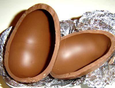 Ovos de Páscoa Caseiros 1 Como fazer ovos de Páscoa passo a passo