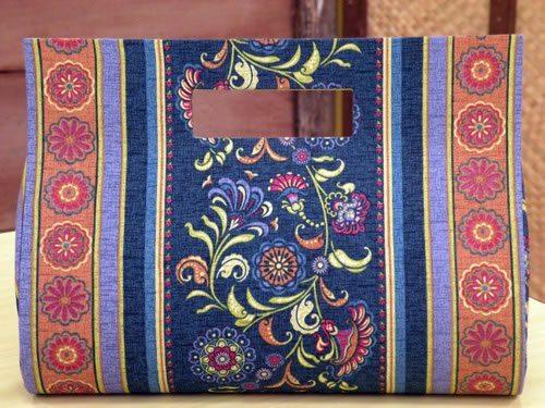 Bolsa De Mão Artesanal Passo A Passo : Bolsa de cartonagem passo a artesanato