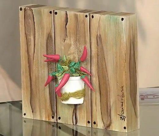 Armario Cozinha Magazine Luiza ~ Como fazer pintura que imita madeira de demoliç u00e3o