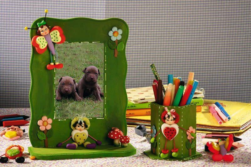 Armario Ikea Pax Esquina ~ Porta retrato infantil em biscuit passo a passo