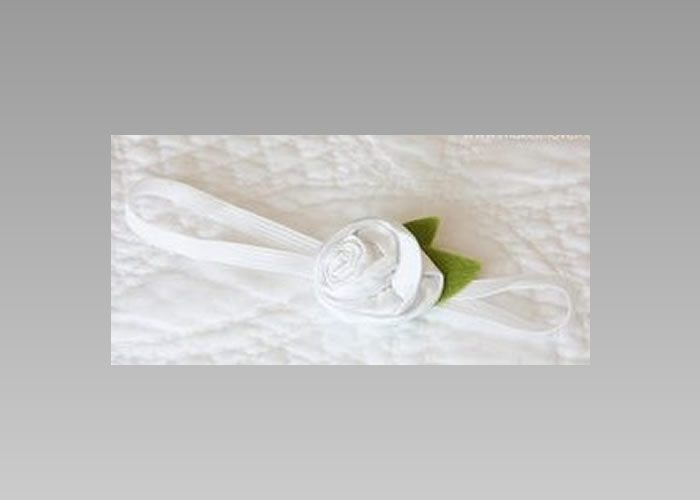 Artesanato Tiara Infantil Passo Passo ~ Como fazer tiara para beb u00ea passo a passo Artesanato