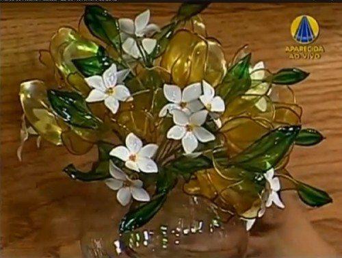 Artesanato Cobre Bolo Passo A Passo ~ Como fazer flor de resina plástica passo a passo Artesanato Passo a Passo!