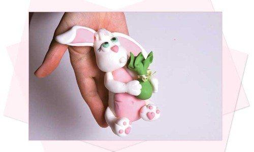 Como fazer um coelho de páscoa (Foto:Divulgação).