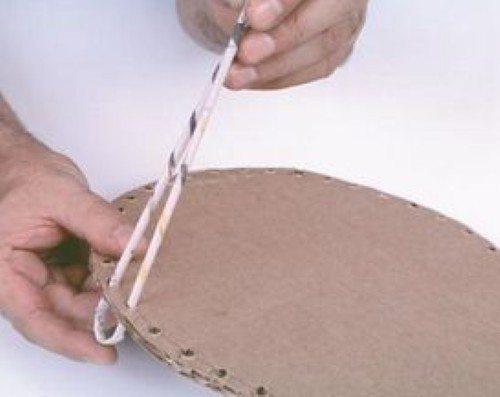 Como fazer cesta para páscoa Foto:Divulgação)