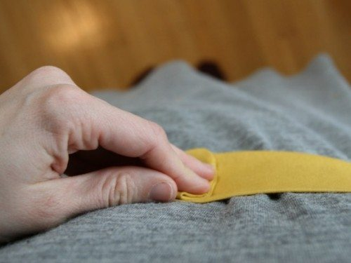 Passo a passo cinto de tecido (Foto:Divulgação)