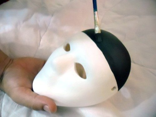 Como fazer mascara carnaval
