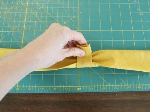 Cinto de tecido (Foto:Divulgação)