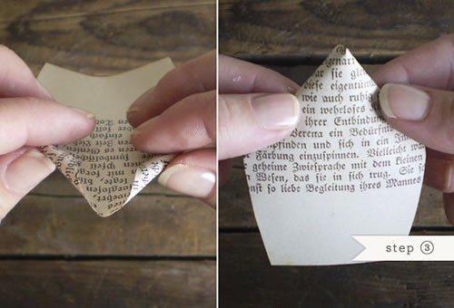 Passo a passo flores de papel para buquê (Foto:Divulgação).