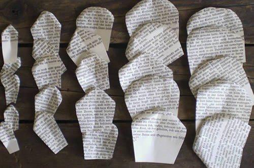 Como criar flores de papel (Foto:Divulgação).