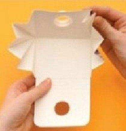 Como criar carteira de caixa de suco (Foto:Divulgação).