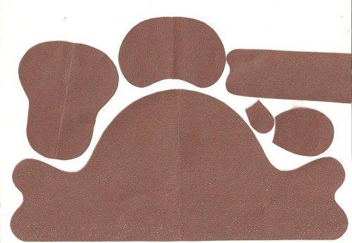 Como  Fazer molde de vaquinha  (Foto:Divulgação).
