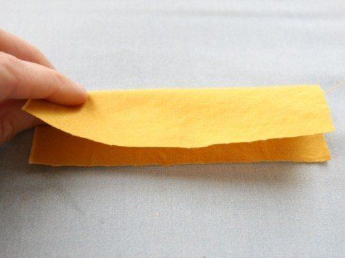 Cinto de tecido, passo a passo (Foto:Divulgação)