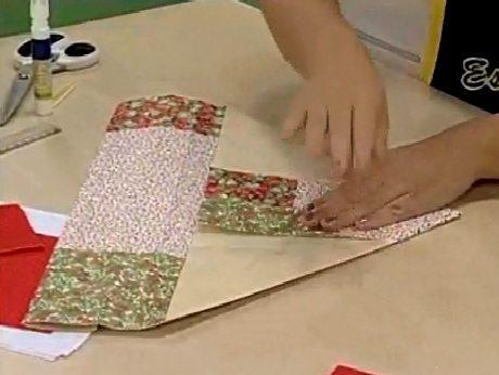 Como fazer origami tecido (Foto:Divulgação).