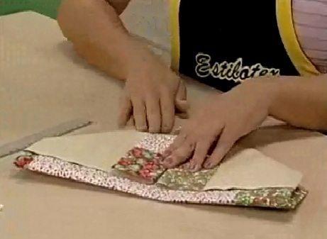 Como criar um bolo de origami (Foto:Divulgação).