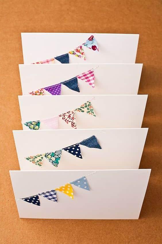 envelope para festa junina