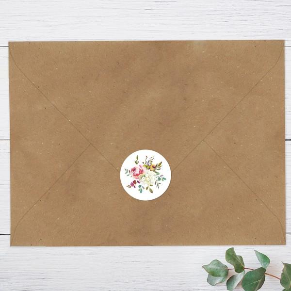 envelope rustico